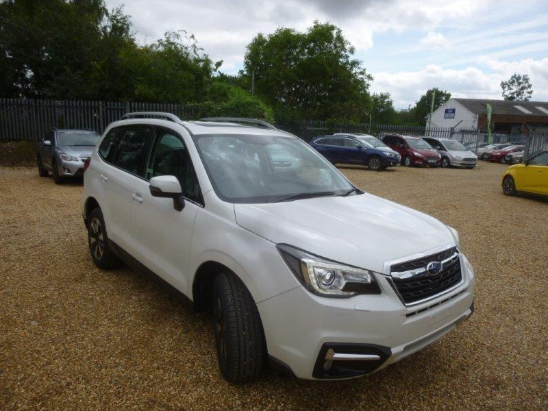 Nearly New Forester Premium Auto for sale Essex