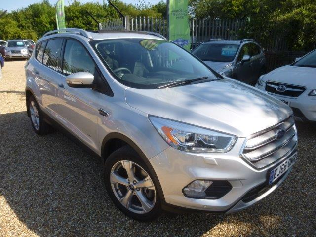 Used Ford Kuga Titanium for sale Chelmsford Braintree Colchester
