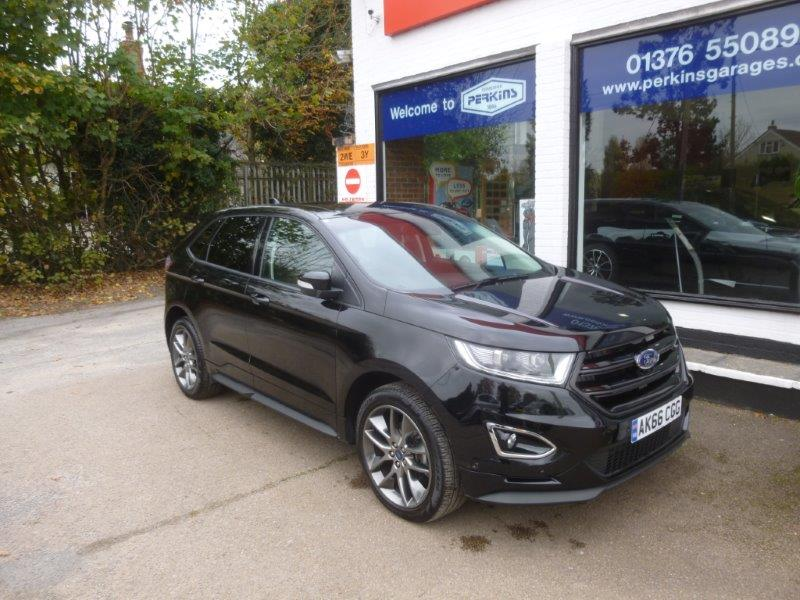 Used Ford Edge Sport 210ps for Sale Braintree Chelmsford Colchester Essex