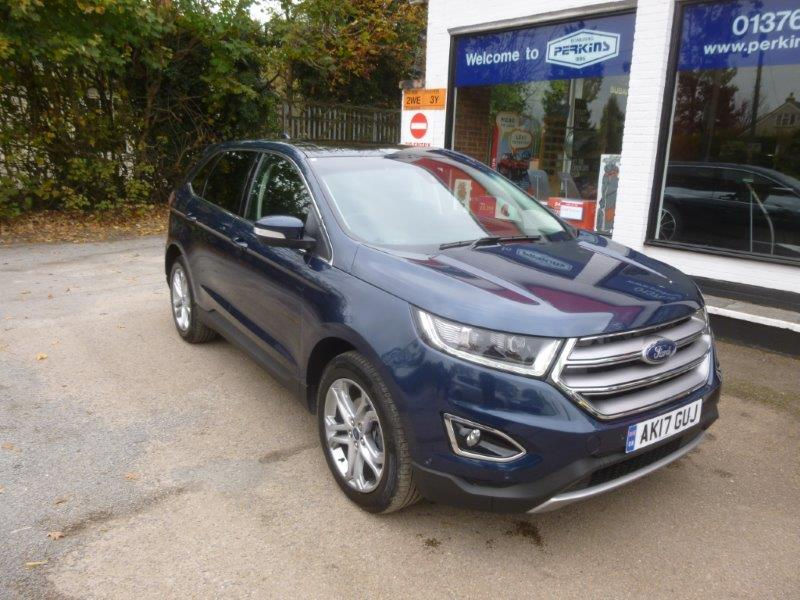 used Ford Edge for sale Braintree