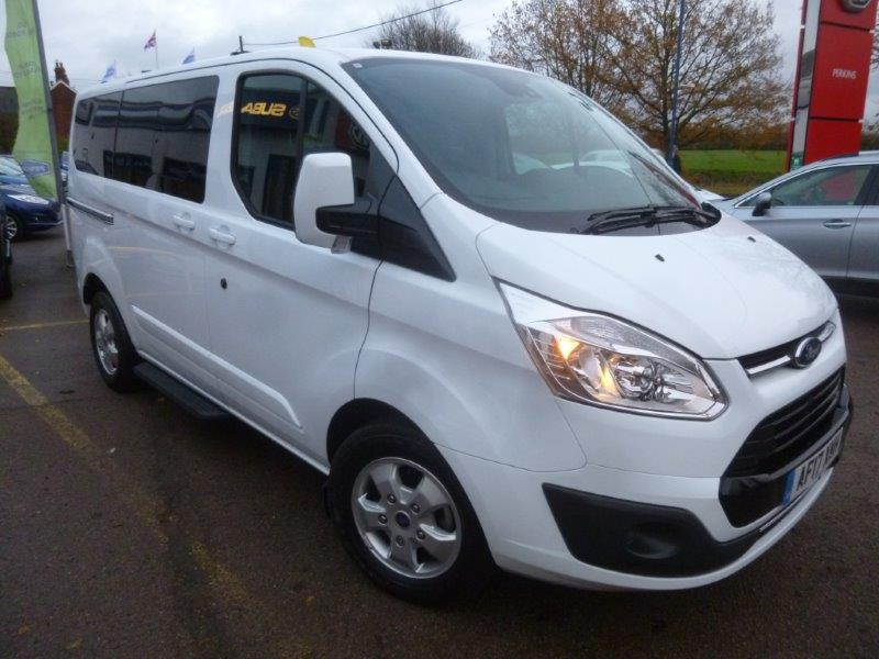 ford tourneo titanium 8 seat for sale Essex Perkins