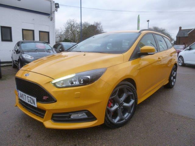 Ford Focus ST Estate Automatic Powershift for sale Essex