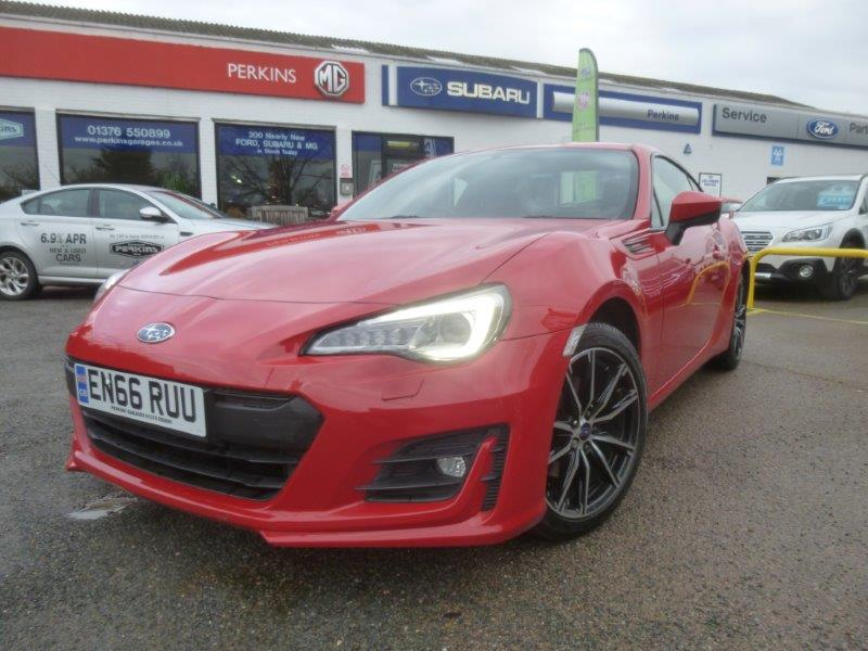 Buying a Used Subaru BRZ in Essex