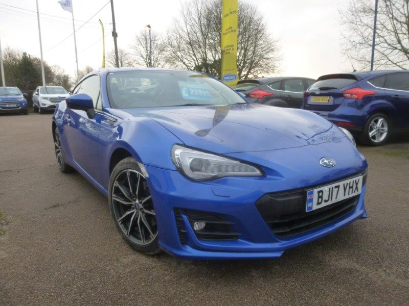 Nearly New Subaru BRZ SE Lux for sale Essex