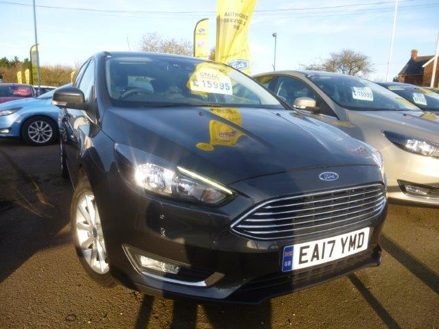 Ford Focus Automatic for sale Braintree