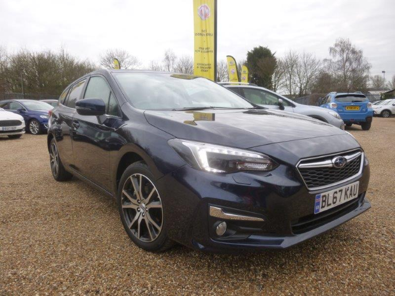 2018 Subaru Impreza for sale Essex