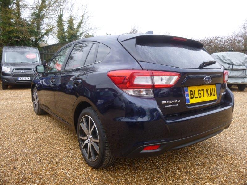 Low price Subaru Impreza for sale Chelmsford