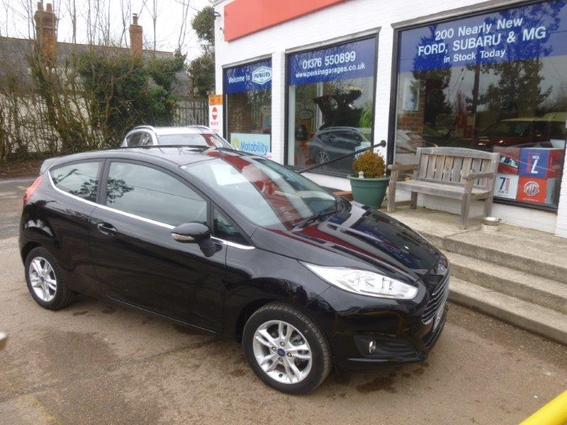 Ford Fiesta Used for sale Braintree Essex