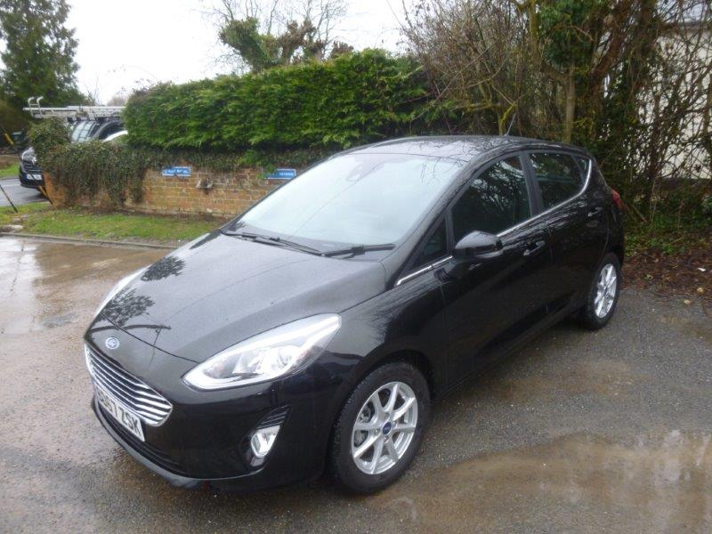 new model fiesta used for sale braintree