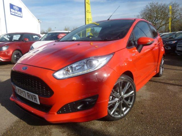 ford fiesta nearly new for sale braintree chelmsford