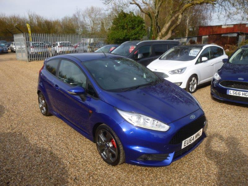 ford fiesta st for sale chelmsford essex