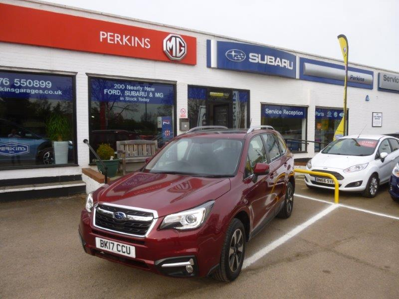 Subaru Forester Used for sale Essex