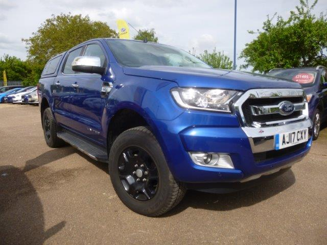 Ford Ranger Limited Perkins Essex Braintree