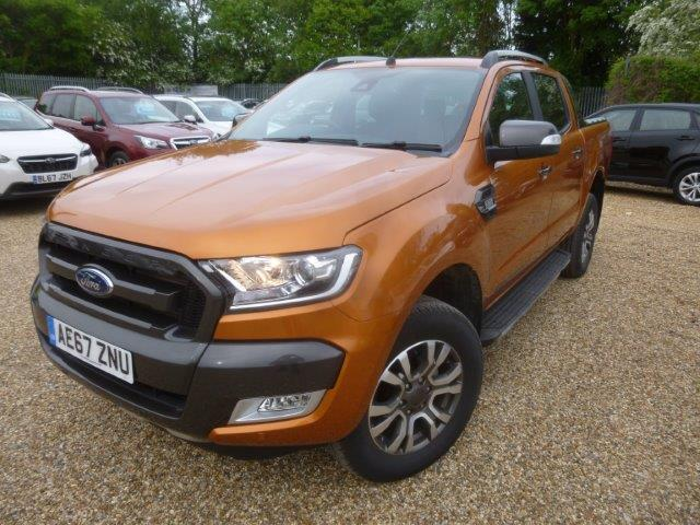 Ranger Wildtrack Perkins Essex Braintree