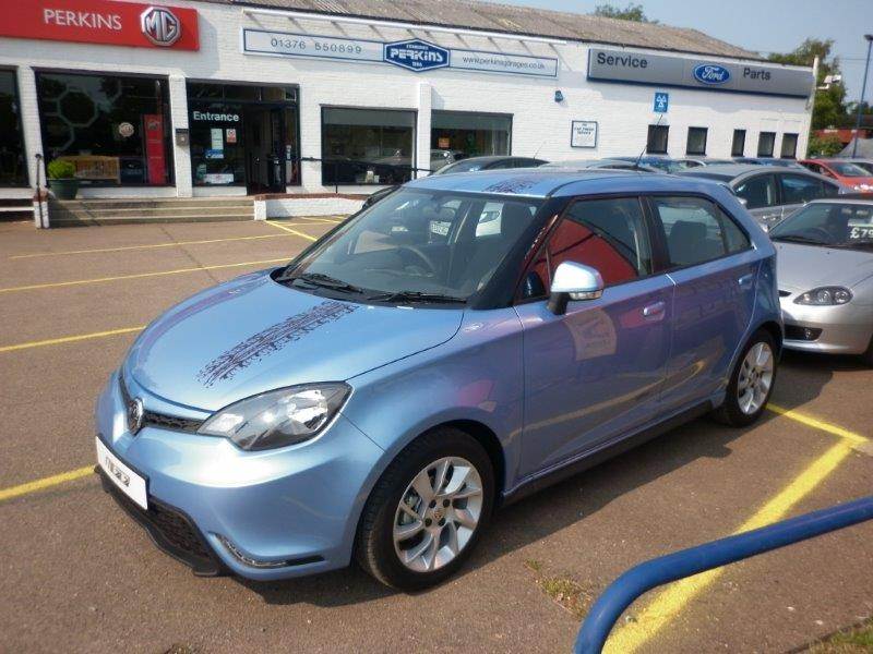 used mg 3 for sale perkins essex
