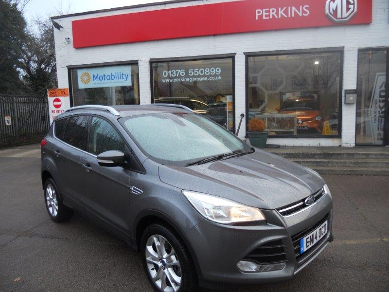 Ford Kuga for sale Essex Braintree Perkins