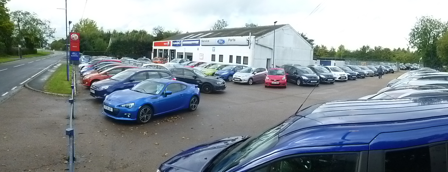 car dealers braintree